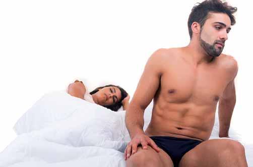 Relación sexual sin eyaculación